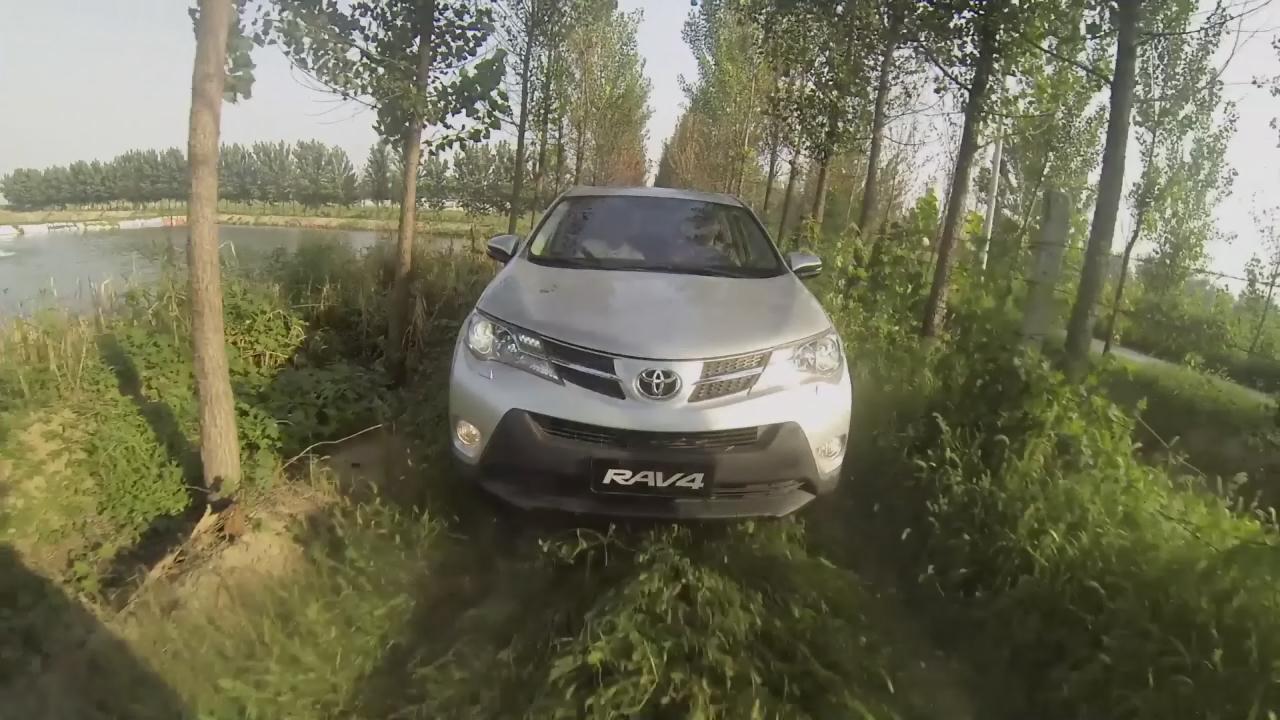 更加运动和时尚 全新一代丰田RAV4