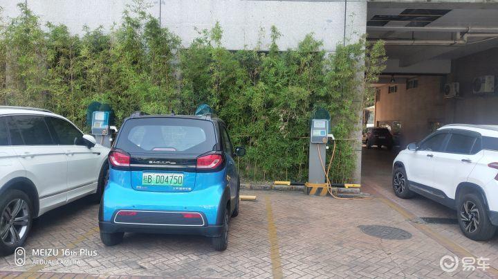 新能源企业开始积极寻求未来小区电动汽车充电桩统筹发展方向