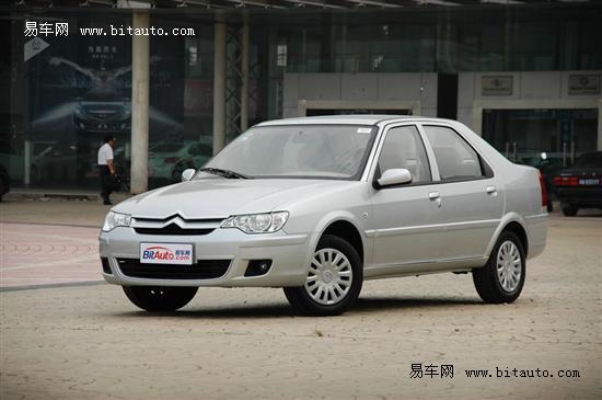 东营新爱丽舍2011款上市 售7.38-8.48万元