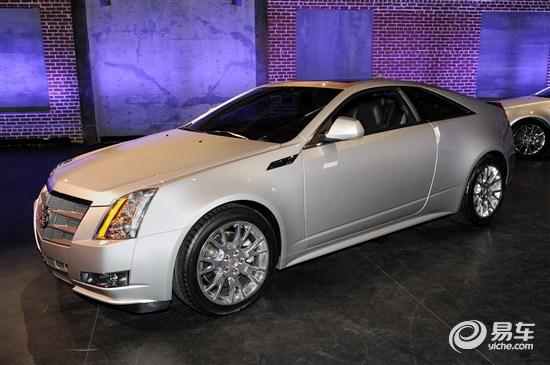 凯迪拉克CTS coupe展车已提走 订车10万