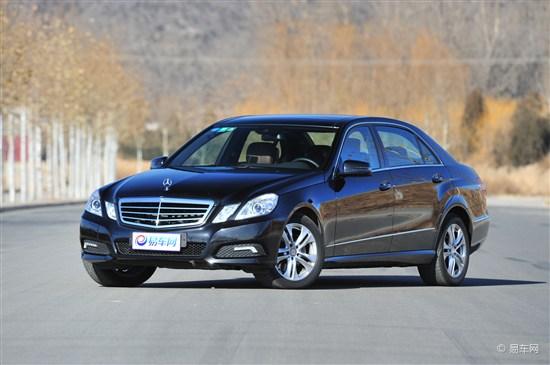 2012款北京奔驰E级年后上市 售价保持不变
