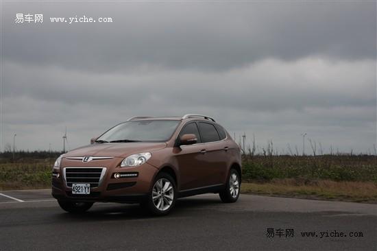 纳智捷大7 SUV市场预售价格曝光 18.8万起