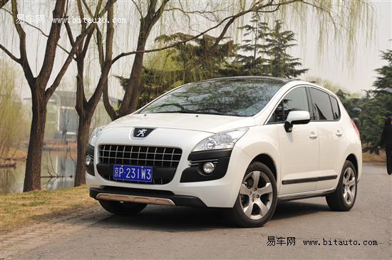 淄博进口标致3008有现车订金10000元