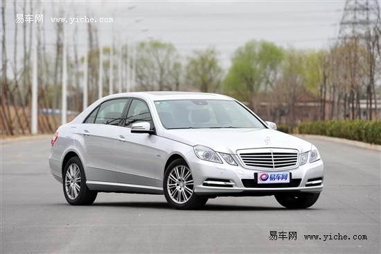 北京奔驰E级2012款上市 官方售价下调
