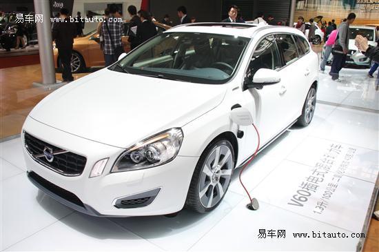 沃尔沃发布2012新车计划V40V60相继登场_新闻中心_易车