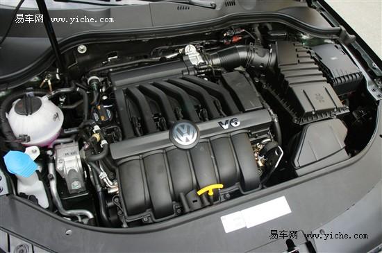 全新迈腾3.0L V6旗舰型