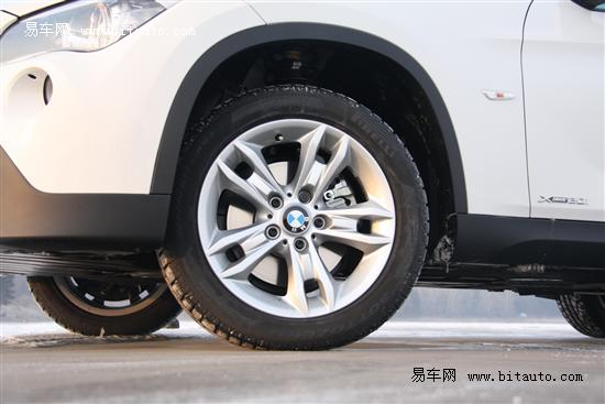 华晨宝马X1 xDrive20i五双辐式轮毂