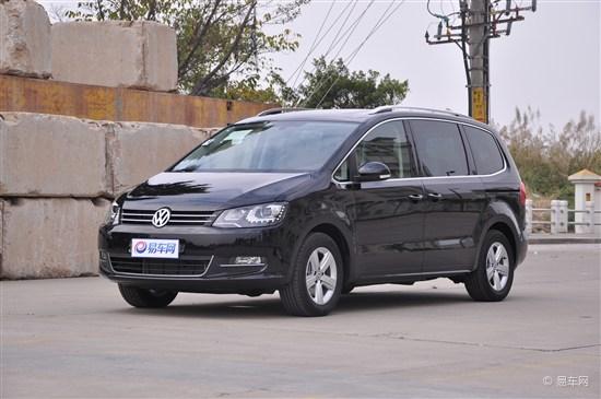 进口大众2013款夏朗1.8T大连已到店现车