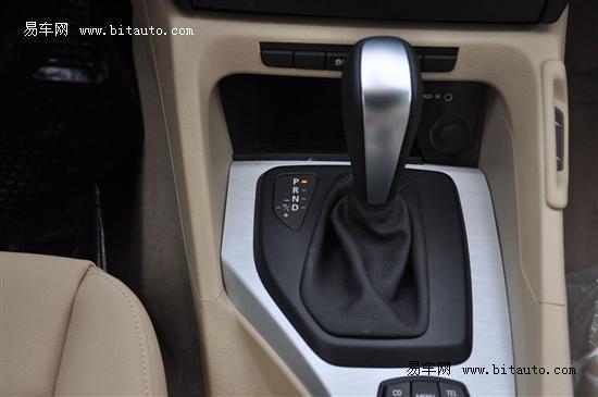 华晨宝马X1 sDrive18i 六速自动变速器