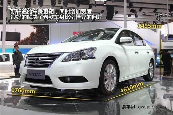 新轩逸惠州开始接受预定 定金5000元