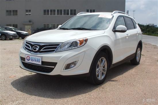 传祺GS5舒适型购车需预订 提车周期1个月