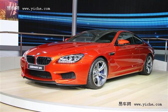 宝马M6在陕全面展开预订 订金23万元