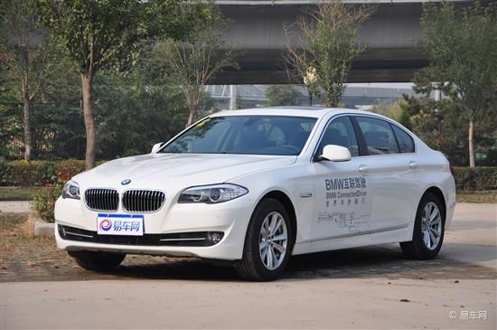2013款5系Li现车充足 购车享超低利率优惠