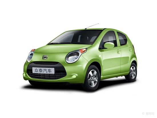 上海车展众泰阵容 低价微型车Z100将亮相
