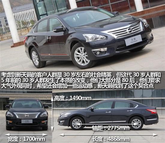 东风日产新天籁现车到店 定金20000元