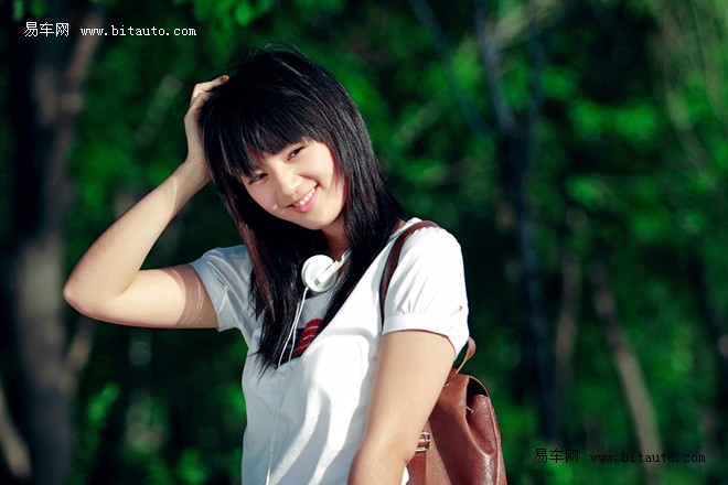 美丽清纯学生妹