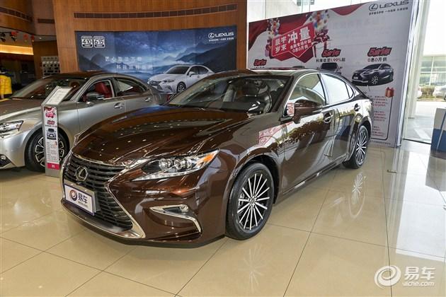 雷克萨斯将召回部分ES/RX车型 ABS存隐患