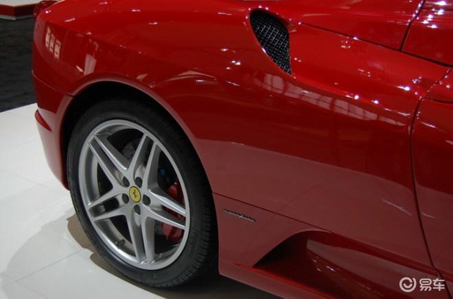 法拉利f430高清图片