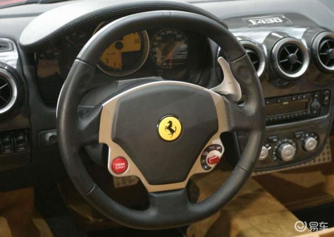 【法拉利f430(进口) coupe法拉利f430 内饰图片】高清图片