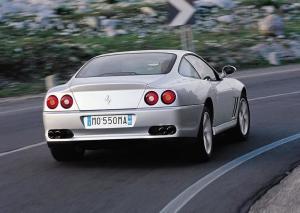 575M Maranello(进口)后45度(车头向右)图片