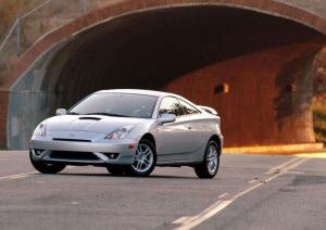 丰田赛利卡(进口)前45度(车头向左)图片
