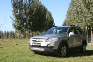 雪佛兰 科帕奇(进口) 2008款 2.4L 手动 5座舒适型