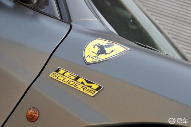 法拉利f430敞篷版 高清图片