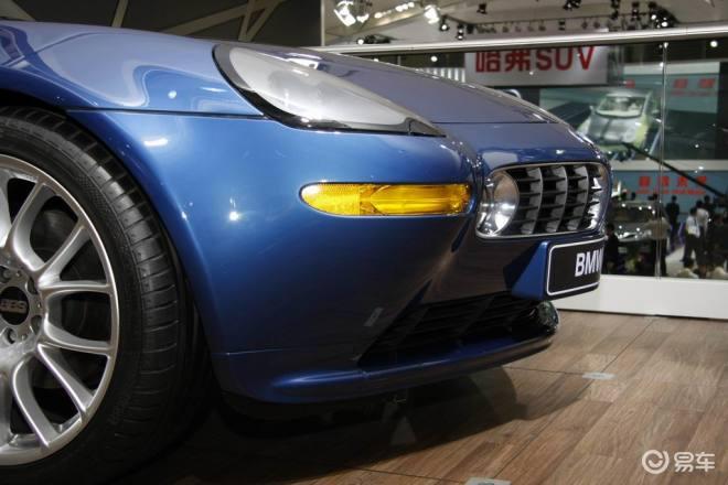 宝马Z8概念车
