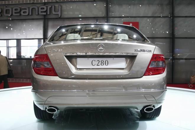 奔驰新C280
