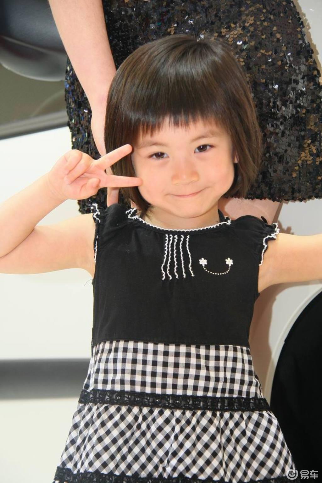 【超可爱小模特图片】-易车网bitauto.com