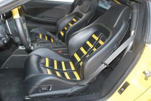 法拉利F430驾驶员座椅图片
