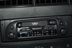 开瑞优翼中控台音响控制键图片