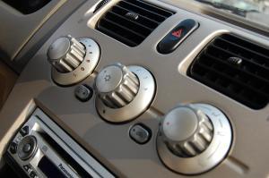 富利卡中控台空调控制键图片