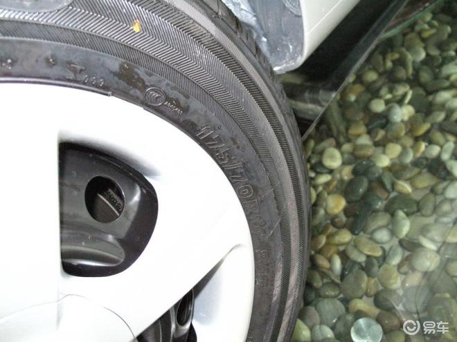 雅绅特1.4手动舒适型轮胎规格高清图片