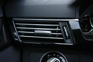 进口奔驰E级 奔驰E300优雅型2009款内饰及细节
