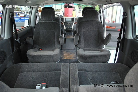 2010江淮瑞风祥和全车电路图