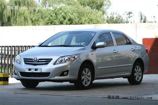 济南卡罗拉全系优惠1.2万元 现车销售中