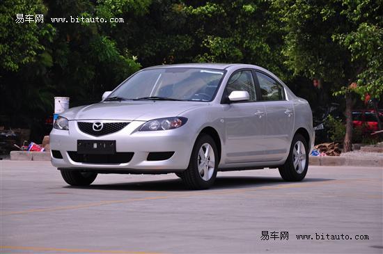 Mazda3经典款 西宁到店 欢迎前往赏车