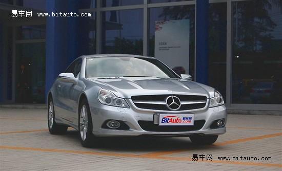 奔驰SL300深圳接受预订 提车需等至3月底