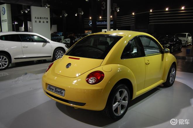 进口大众 New Beetle 09参展新车