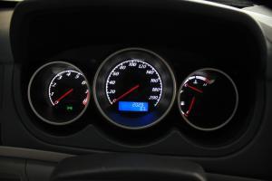 威麟X5仪表盘背光显示图片