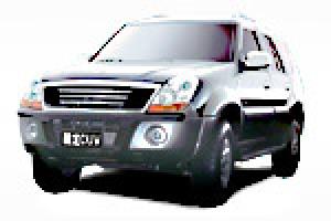 翱龙SUV