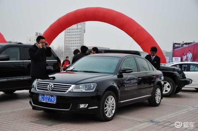 上海大众帕萨特