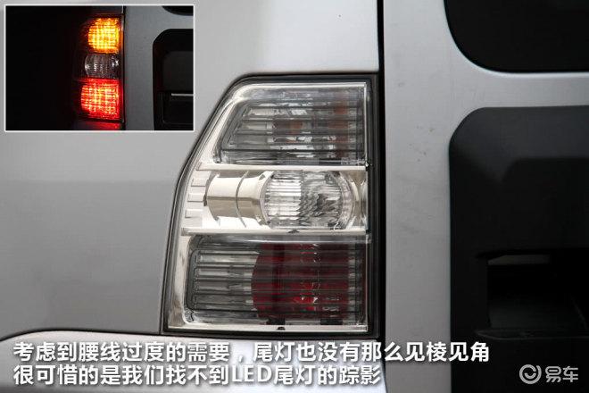 【帕杰罗(进口)3.0L 精英版帕杰罗V93精英版图说图片】-易车网高清图片