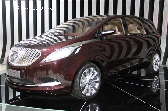 上海通用年底投产全新商务车 由泛亚设计