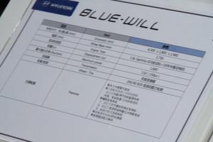 Blue-will现代Blue-Will图片