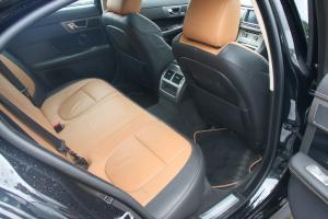 捷豹XFR(进口)后排座椅图片