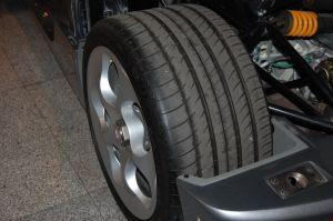 进口科尼赛克CCR 轮胎花纹