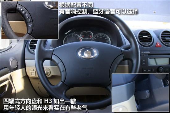 2012年最新款长城哈弗越野车suv报价高清图片