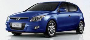 北京现代i30              谧蓝